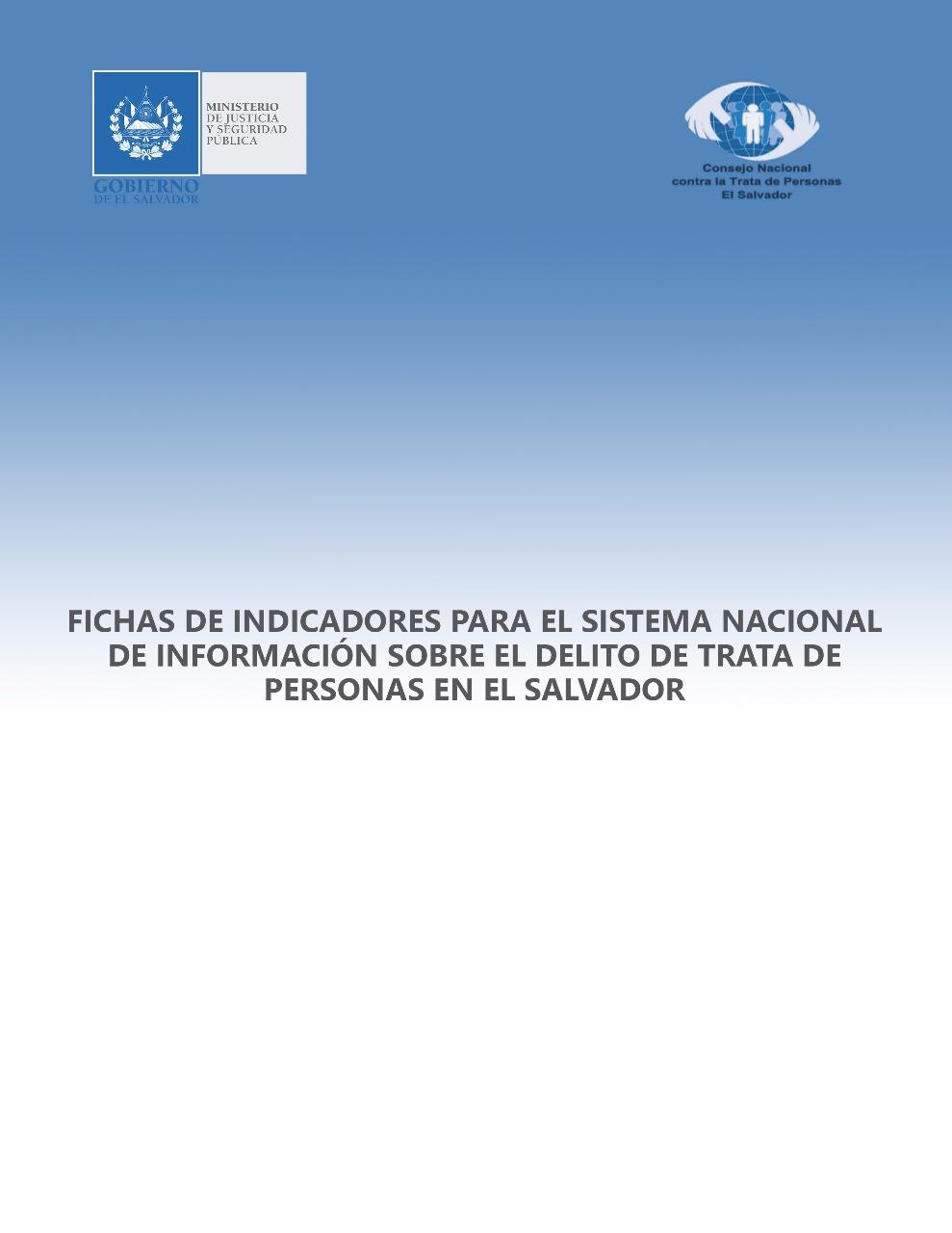 FICHA DE INDICADORES PARA EL SNTP