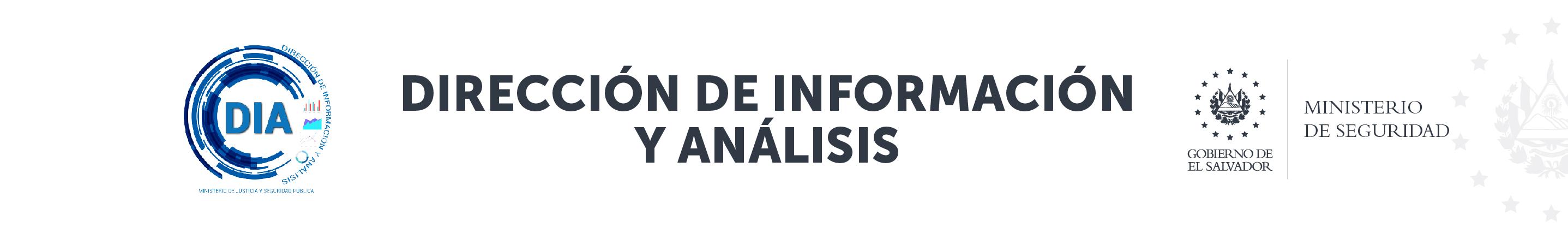Dirección de Información y Análisis