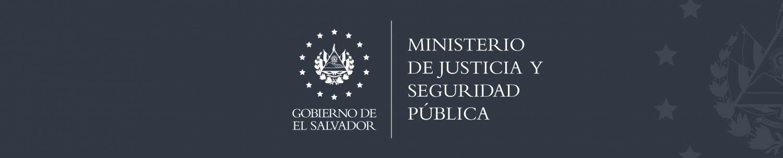 Ministerio de Justicia y Seguridad Pública