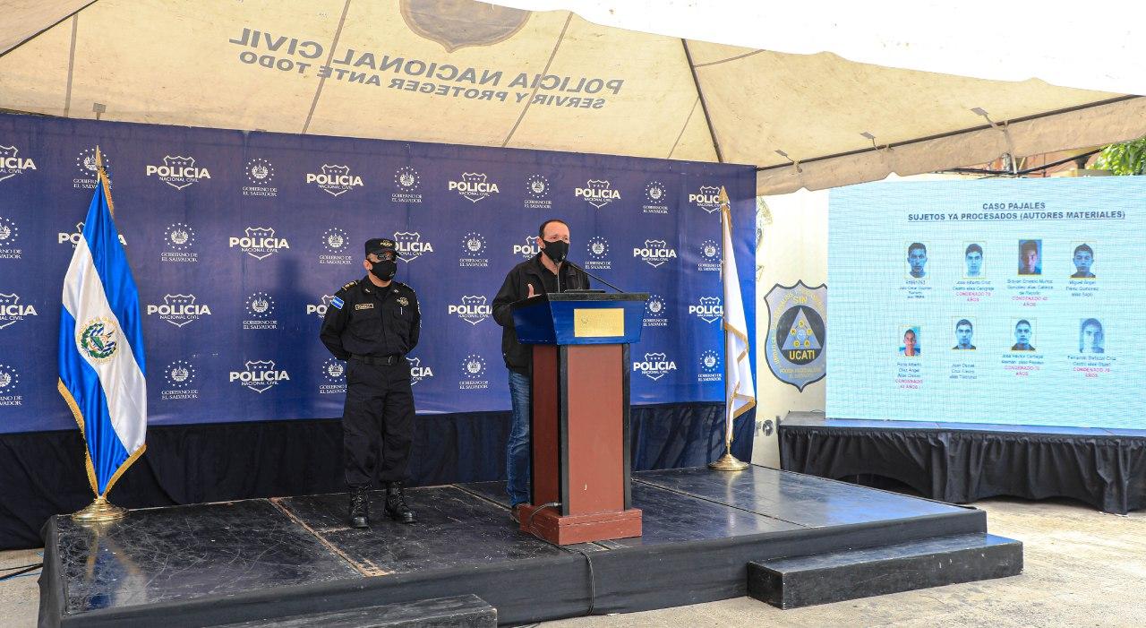 """Ministro Gustavo Villatoro gira instrucciones a unidades de investigación para atacar """"argolla"""" que concentra homicidios y extorsiones"""