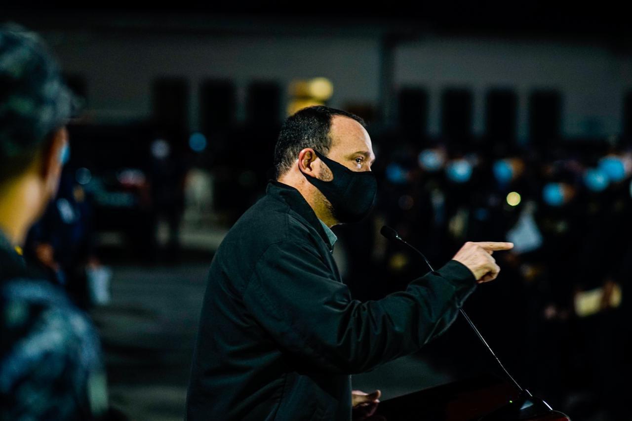 Amplio operativo policial deja la captura de alcaldes de Zacatecoluca y San Rafael Obrajuelo