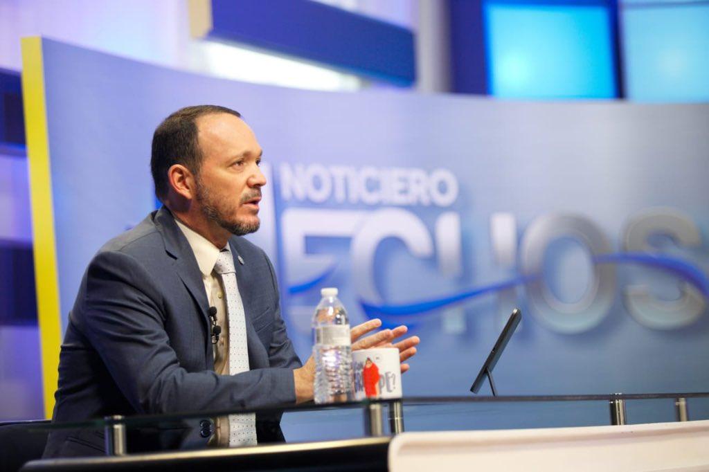 """""""Como Gabinete de Seguridad le apostamos a enfrentar delitos que atentan contra la integridad física de las personas"""": ministro de Seguridad"""