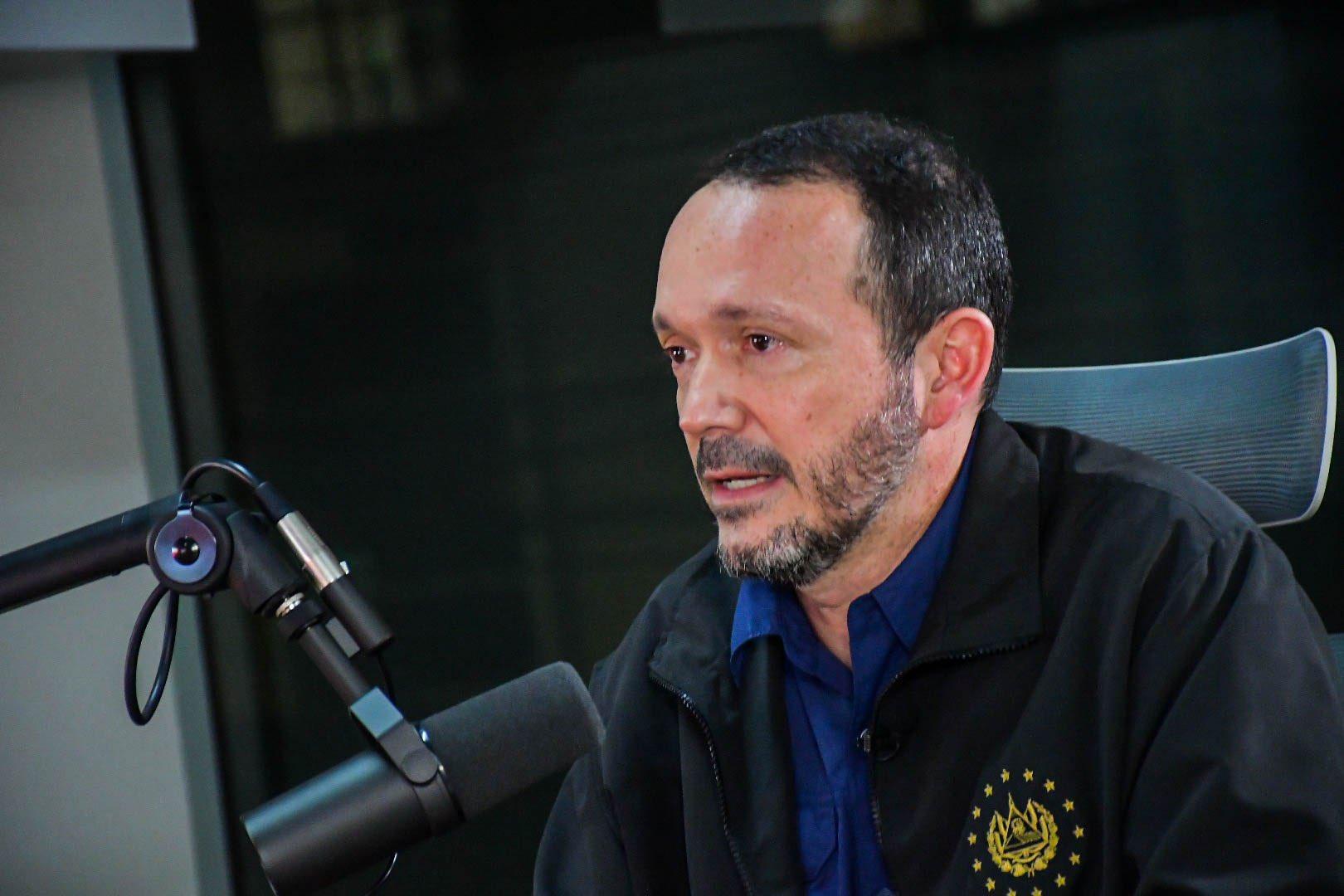 """""""Mejorar los indicadores en materia de seguridad atrae la inversión"""": Gustavo Villatoro"""