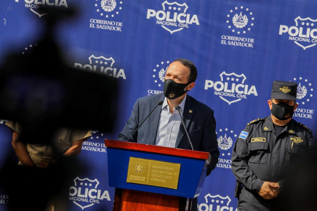 Titulares del Gabinete de Seguridad Ampliado brindarán conferencia para informar sobre fuerte incautación de droga, realizada en las últimas horas.