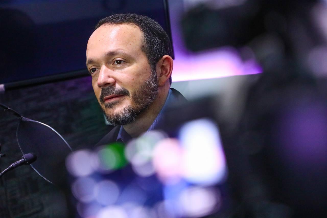 """""""Unidos tenemos capacidad de derrotar la impunidad y hacer justicia"""": Ministro Gustavo Villatoro"""