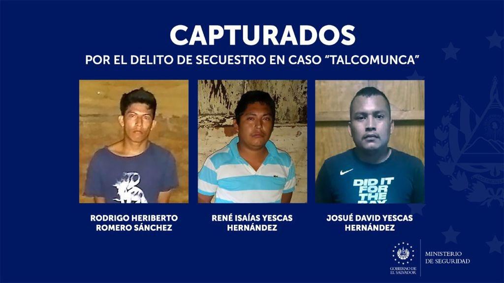 Desarticulan estructura de secuestradores